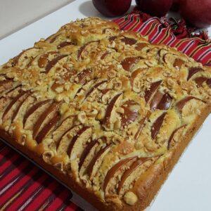 Elmalı Fındıklı Kek