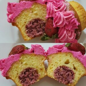 Sürpriz Muffin
