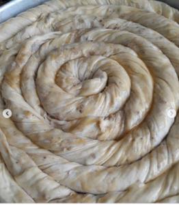 Cevizli Çörek
