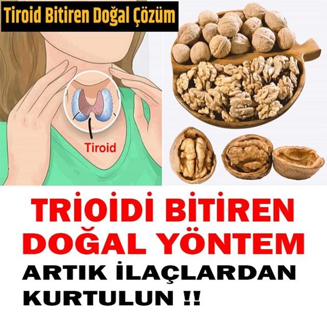 Tiroid Hastalarına Doğal Çözüm