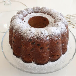 Kuruyemişli Pamuk Kek