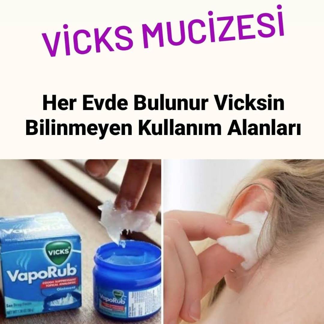 Vicks Mucizesi