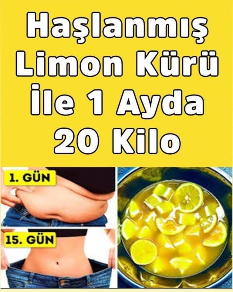 Haşlanmış Limon Nasıl Yapılır?