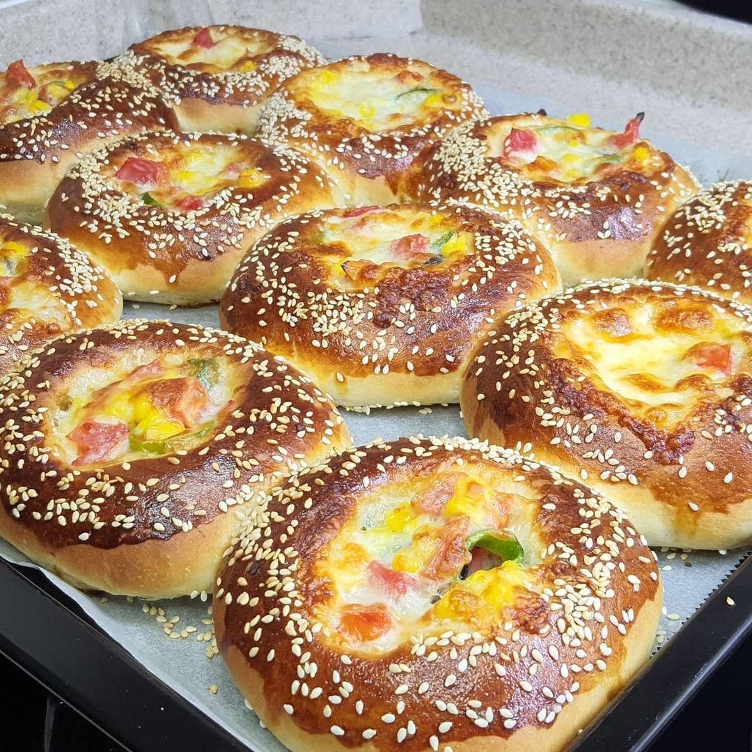 Mini Pizza Poğaça
