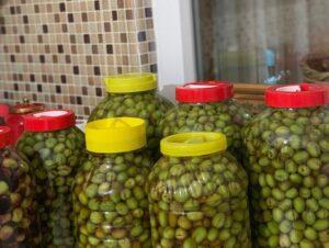 Yeşil Zeytin Salamura