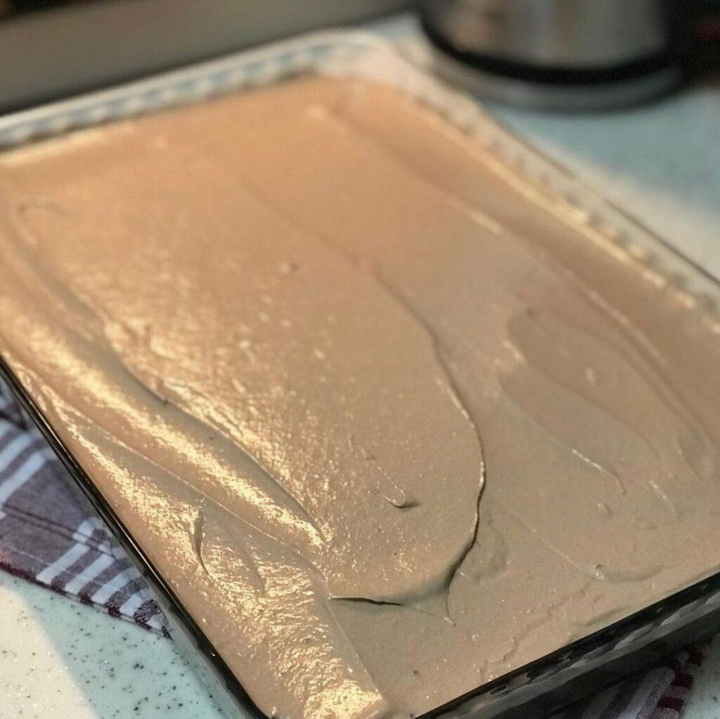 Çikolata Ganajlı Pasta